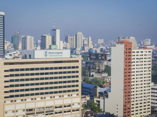 曼谷夢幻酒店(Dream Hotel Bangkok)外觀
