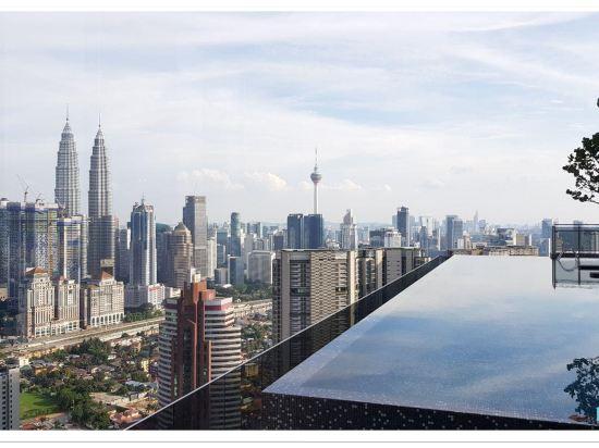 吉隆坡星匯公寓式酒店(Expressionz Professional Suites by MyKey Global)眺望遠景