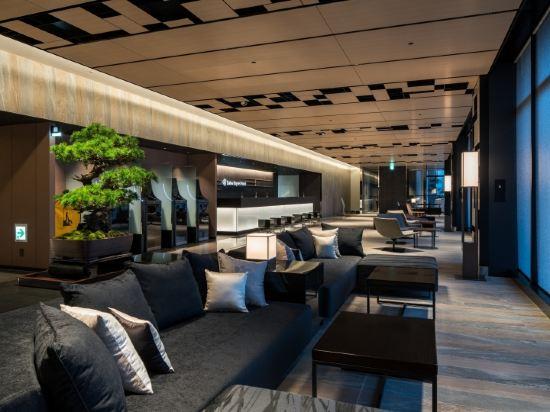 東京有明大和ROYNET酒店(Daiwa Roynet Hotel Tokyo Ariake)公共區域
