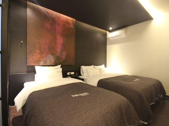 西面館天堂2號酒店(2 Heaven Hotel Seomyeon)高級雙床房
