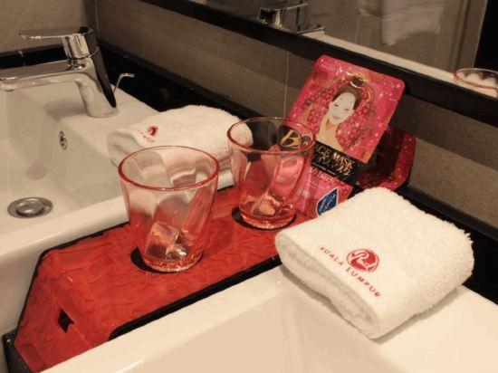 吉隆坡紅酒店(Red by Sirocco Kuala Lumpur)行政特大床房