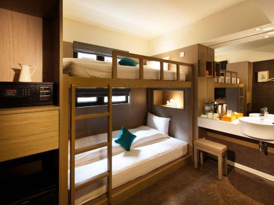 台北福泰桔子商務旅館-西門店(Forte Orange Hotel Ximen)桔子宿舍
