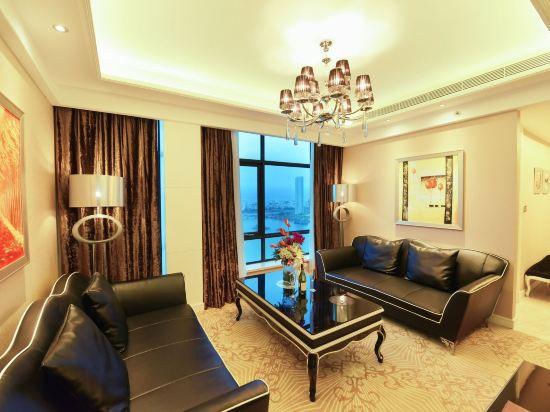 輝煌酒店(Brilliant Hotel)單卧室套房公寓