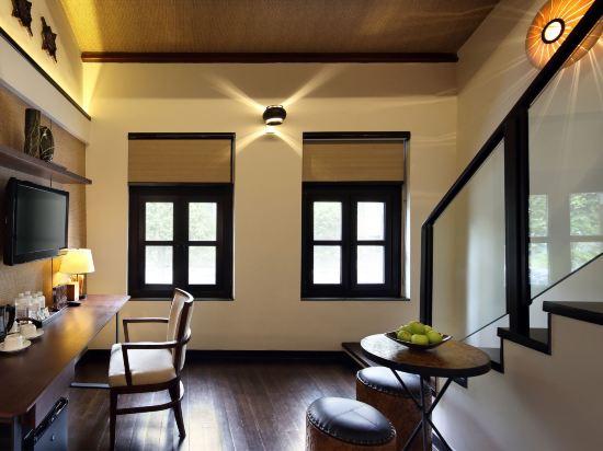 新加坡客來福酒店惹蘭蘇丹33號(Hotel Clover 33 Jalan Sultan Singapore)閣樓四人套房