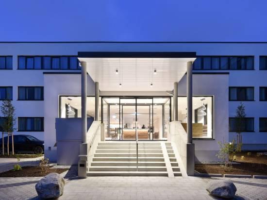 慕尼黑梅塞中央客房公寓酒店