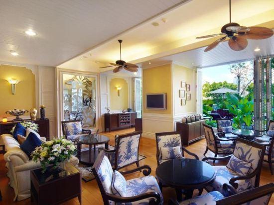 曼谷拉查丹利中心酒店(Grande Centre Point Hotel Ratchadamri Bangkok)公共區域
