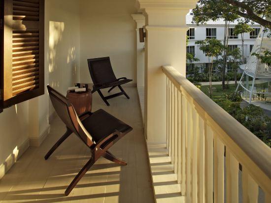 新加坡聖淘沙安曼納聖殿度假酒店(Amara Sanctuary Resort Sentosa)遊廊客房