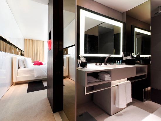 W曼谷酒店(W Bangkok Hotel)酷角客房