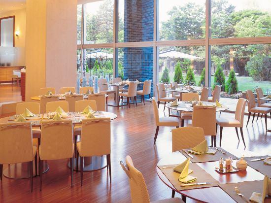 札幌公園飯店(Sapporo Park Hotel)餐廳