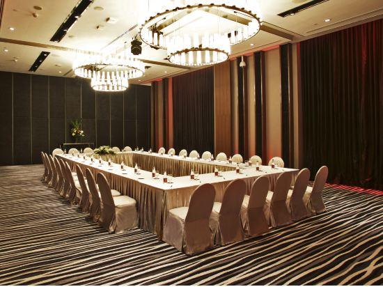曼谷安曼納酒店(Amara Bangkok Hotel)多功能廳