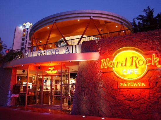 芭堤雅硬石酒店(Hard Rock Hotel Pattaya)咖啡廳