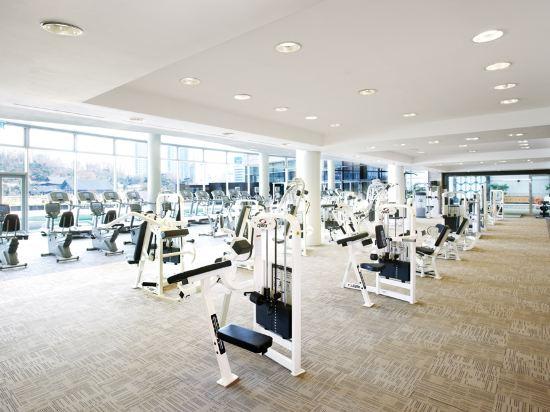 首爾世貿中心洲際酒店(InterContinental Seoul COEX)健身房