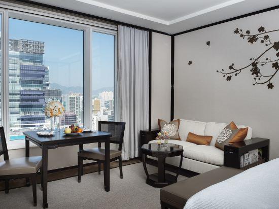 香港半島酒店(The Peninsula Hong Kong)豪華大床房