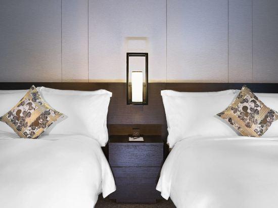 京都翠嵐豪華精選酒店(Suiran, a Luxury Collection Hotel, Kyoto)渡月行政套房起居室