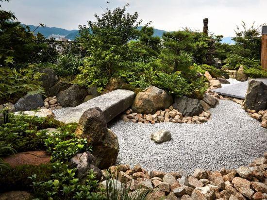 京都麗思卡爾頓酒店(The Ritz-Carlton Kyoto)榻榻米花園陽台套房