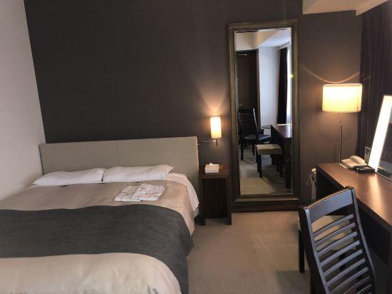 東京灣有明華盛頓酒店(Tokyo Bay Ariake Washington Hotel)高層豪華大床房