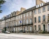 愛丁堡中央皇后街旅館