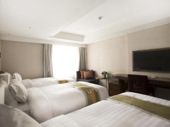 首爾貝斯特韋斯特精品花園精品酒店(Best Western Premier Seoul Garden Hotel)三人房