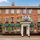 玫瑰王冠貝斯特韋斯特酒店(Best Western The Rose and Crown Colchester)