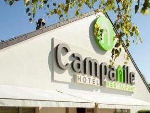巴黎14區緬因蒙帕納斯康鉑酒店(Hotel Campanile Paris 14 Maine Montparnasse)