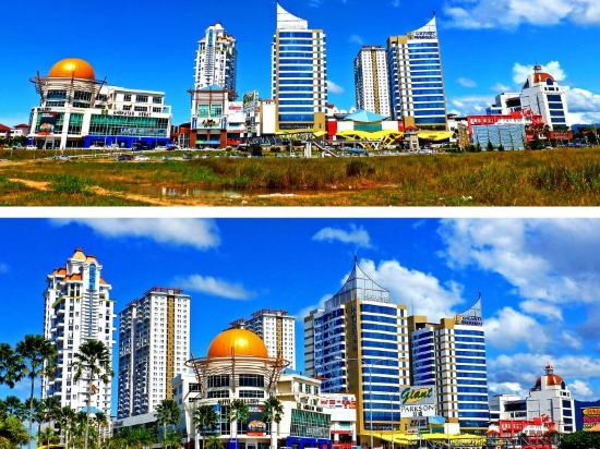 Kota Kinabalu One Borneo Hotels