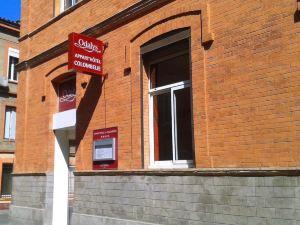 科隆比爾歐戴斯公寓式酒店(Odalys Appart'Hotel Colombelie)