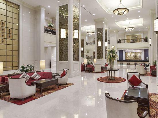 曼谷拉查丹利中心酒店(Grande Centre Point Ratchadamri Bangkok)公共區域