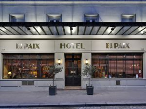 派克斯蒙帕納斯酒店(Hôtel de la Paix Montparnasse)