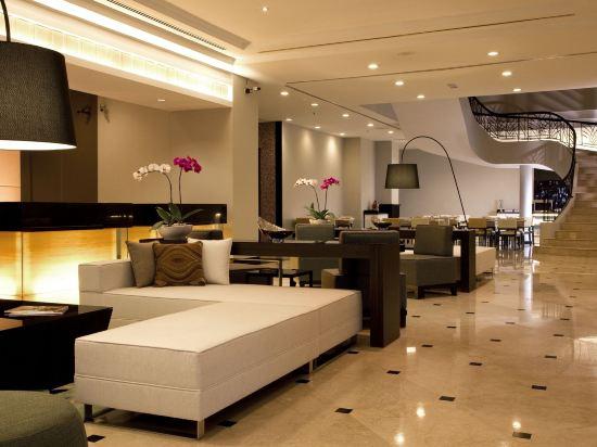 吉隆坡偉士達納酒店(Vistana Kuala Lumpur Titiwangsa)公共區域
