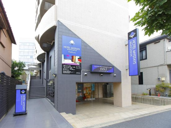 MYSTAYS 淺草酒店(HOTEL MYSTAYS Asakusa)外觀