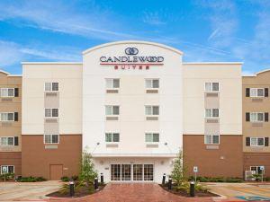聖安東尼奧市區燭木套房酒店