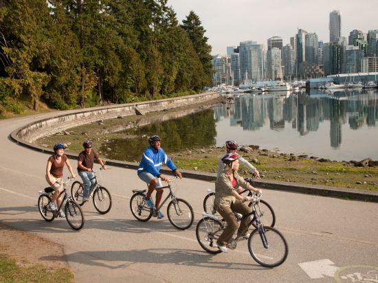 温哥華喜來登華爾中心酒店(Sheraton Vancouver Wall Centre)其他