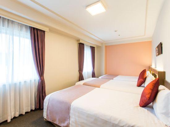 新阪急大阪附樓酒店(Hotel New Hankyu Osaka Annex)三人房
