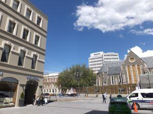 諾富特基督城大教堂廣場酒店(Novotel Christchurch Cathedral Square)