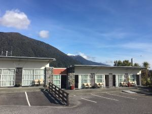 福克斯冰河韋斯赫溫汽車旅館(The Westhaven Motel Fox Glacier)
