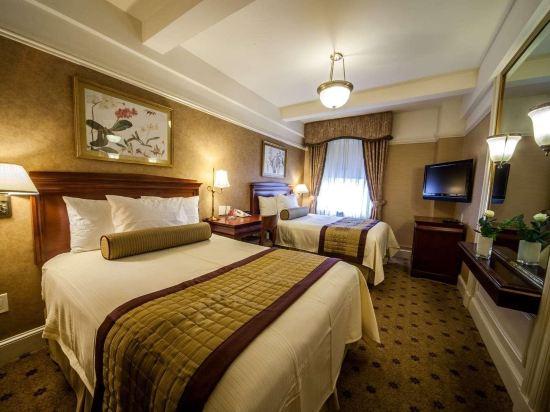 惠靈頓酒店(Wellington Hotel)豪華雙大床房