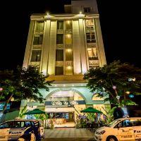 峴港海灘德韋拉套房酒店酒店預訂
