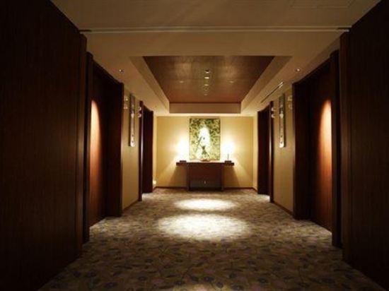 大阪麗嘉皇家酒店(Rihga Royal Hotel)塔翼-自然舒適樓層-標準雙人房