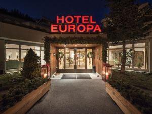 莫里茲歐羅巴酒店(Hotel Europa St. Moritz)