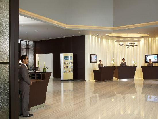 諾富特曼谷素坤逸酒店(Novotel Bangkok Ploenchit Sukhumvit)公共區域