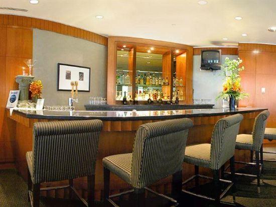 温哥華市中心萬豪德爾塔酒店(Delta Hotels by Marriott Vancouver Downtown Suites)餐廳