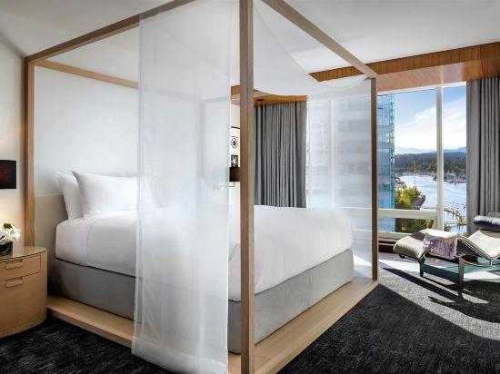 費爾蒙特環太平洋酒店(Fairmont Pacific Rim)業主套房