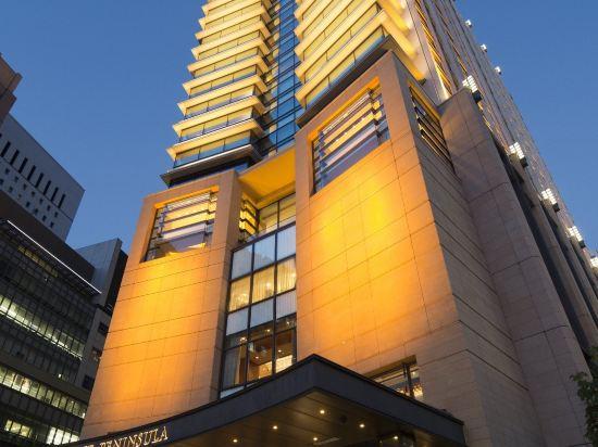 東京半島酒店(The Peninsula Tokyo)外觀