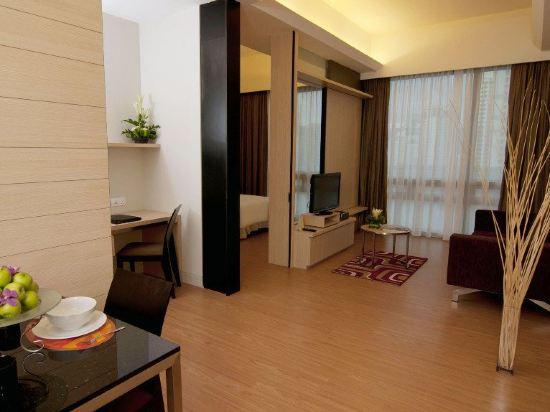 吉隆坡瑞園公寓(Swiss Garden Residences Kuala Lumpur)公共區域