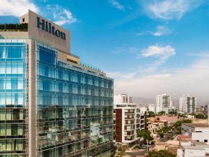 利馬米拉弗羅爾希爾頓酒店(Hilton Lima Miraflores)