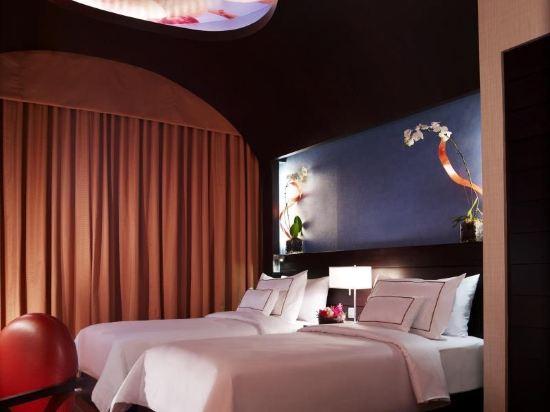 新加坡聖淘沙名勝世界節慶酒店(Resorts World Sentosa-Festive Hotel Singapore)豪華家庭房