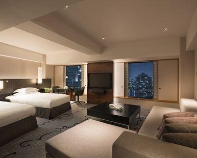東京希爾頓酒店(Hilton Tokyo Hotel)行政房