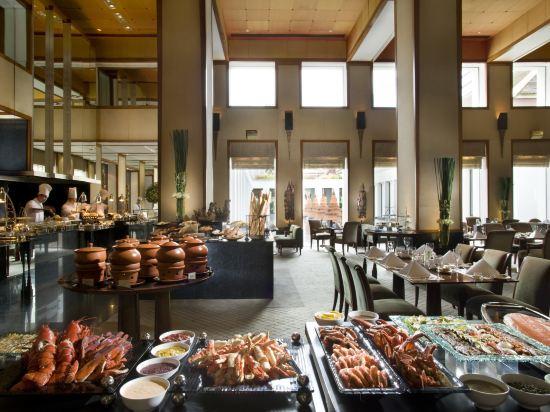 曼谷素可泰酒店(The Sukhothai Bangkok)餐廳