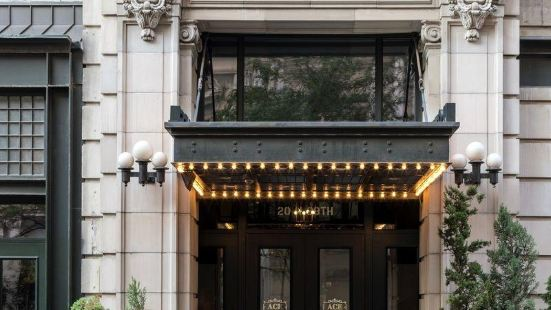 紐約愛斯酒店