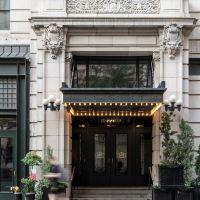 紐約愛斯酒店酒店預訂